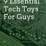 best gadgets for your man cave pin